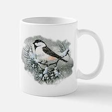 Black Capped Chickadee Bird Mug