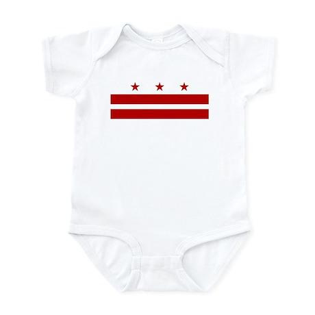 DC Flag Infant Bodysuit