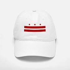 DC Flag Baseball Baseball Cap