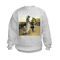 Giant Fish Sweatshirt