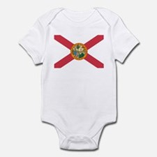 Florida Flag Infant Bodysuit