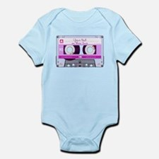 Cassette Tape - Pink Infant Bodysuit
