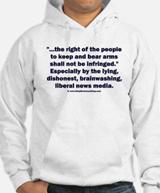 Right to bear arms Hoodie