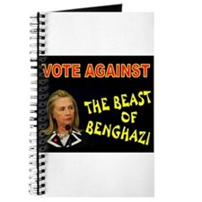 NO MORE HILLARY Journal