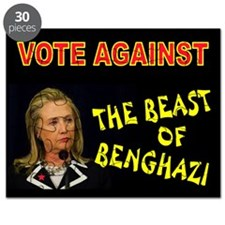 NO MORE HILLARY Puzzle