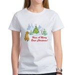 Christmas Boxer Women's T-Shirt