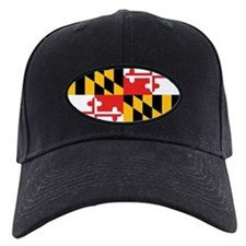 Maryland Flag Baseball Hat