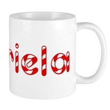 Gabriela - Candy Cane Coffee Mug