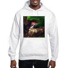 pileated woodpecker Hoodie
