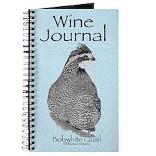 Bobwhite Quail Wine Journal