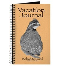 Bobwhite Quail Vacation Journal