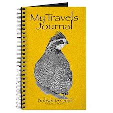 Bobwhite Quail Travel Journal