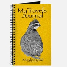 Bobwhite Quail Travel Journal