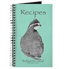 Bobwhite Quail Recipe Journal