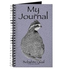 Bobwhite Quail Personal Journal