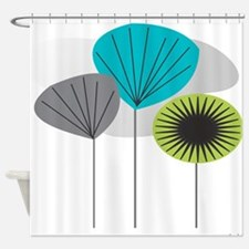 MCM 5 canvas Shower Curtain