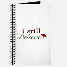 I Still Believe (Santa Claus) Journal