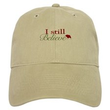 I Still Believe (Santa Claus) Baseball Cap