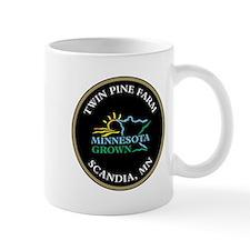 12 oz Mug, Twin Pine Minnesota Grown sea