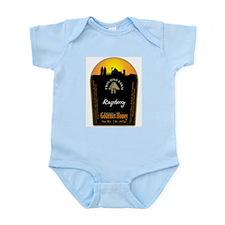 Infant Creeper, TPI gourmet honey