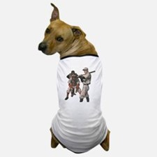 Vintage Sports Baseball Dog T-Shirt