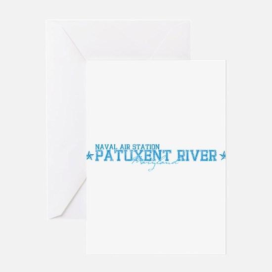 NASpaxriver.png Greeting Card