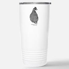 Bobwhite Quail Travel Mug
