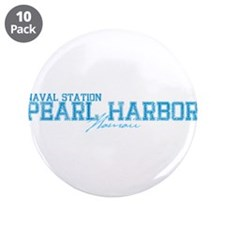 """NSpearlharbor.png 3.5"""" Button (10 pack)"""