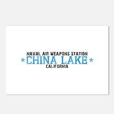 base_chinalake_N.jpg Postcards (Package of 8)