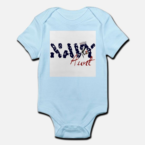 navyaunt.jpg Infant Bodysuit
