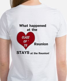 What happened... Reunion T-Shirt