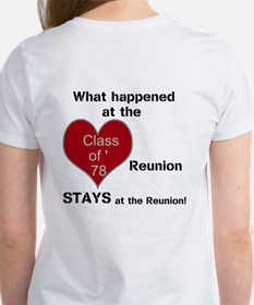 reunion t shirt - Class Reunion T Shirt Design Ideas