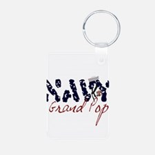 navygrandpop.jpg Keychains