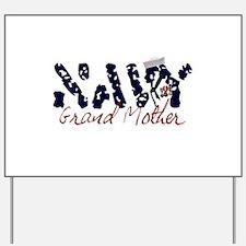 navygrandmother.jpg Yard Sign