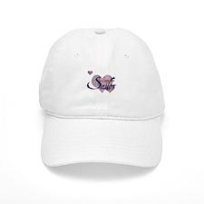 6x6_apparel_LOVEMINE5.jpg Baseball Cap