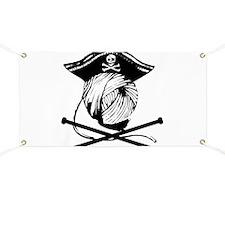 Yarrrrn Pirate! Banner