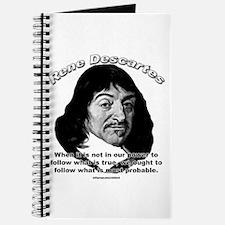 René Descartes 01 Journal