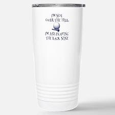 backnine.jpg Travel Mug