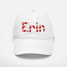 Erin - Candy Cane Baseball Baseball Cap