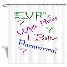 Ghost Adventures Shower Curtain