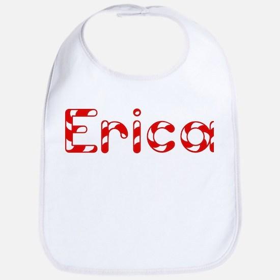 Erica - Candy Cane Bib