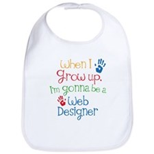 Future Web Designer Bib