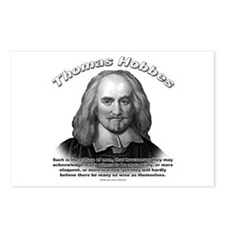 Thomas Hobbes 01 Postcards (Package of 8)