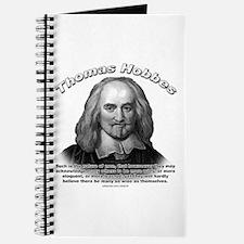 Thomas Hobbes 01 Journal
