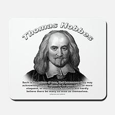 Thomas Hobbes 01 Mousepad