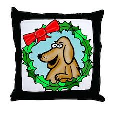 Cute Merry christmas Throw Pillow