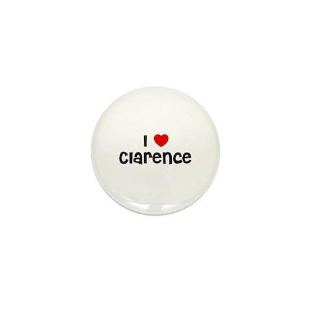 I * Clarence Mini Button