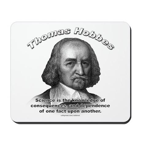 Thomas Hobbes 02 Mousepad