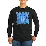 BAM! FROST SHOCK1 - Long Sleeve Dark T-Shirt