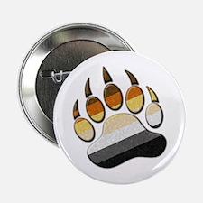 """Bear Paw 2.25"""" Button"""